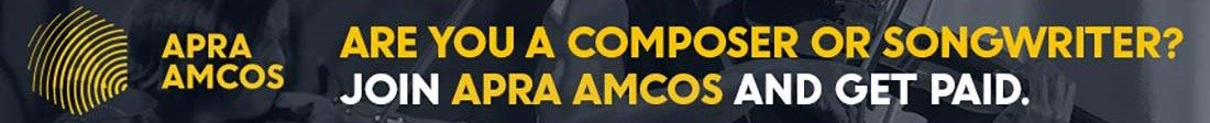 Are you a composer or songwriter? Join APRA AMCOS and get paid